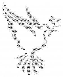 Keltische Vogel | Religie | glittermotifs