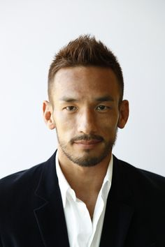 Hidetoshi Nakata, Japanese football player, studied architecture (Architectural…