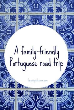 Suggestions for a family-friendly Portuguese road trip (taking in Porto, Tomar, Lisbon and Sesimbra) Portuguese Lessons, Learn Portuguese, Visit Portugal, Spain And Portugal, Europe Destinations, Amazing Destinations, Travel Advice, Travel Guides, Travel Tips