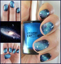 Galaxy themed