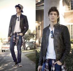 Leather Jacket.