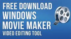 ... Pinterest   Windows Movie Maker, Microsoft Windows and Video Editing