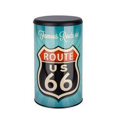 Wäschetruhe Vintage Route 66 - Stahl - Mehrfarbig, Wenko Jetzt bestellen unter: https://moebel.ladendirekt.de/dekoration/aufbewahrung/truhen/?uid=bbef5d52-9967-53db-996f-775e9dba214c&utm_source=pinterest&utm_medium=pin&utm_campaign=boards #ordnung #möbel #truhen #kleinaufbewahrung #wenko #aufbewahrung #badezimmer #dekoration