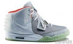 #Nike Air Yezzy 2 #kayne