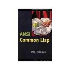 ANSI Common LISP by Paul Graham