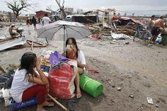 27 Devastating Images From Typhoon Haiyan's Destruction