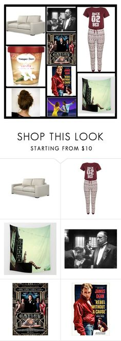 """""""Watch TV"""" by sblabla ❤ liked on Polyvore"""
