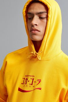 1567903f1f71 Shop Coca-Cola Embroidered Hoodie Sweatshirt at Urban Outfitters today. We  carry all the latest styles