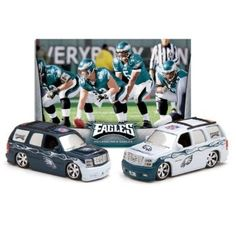 Upper Deck Collectibles NFL Home   Road Escalade Multi Pack with Card -  Philadelphia Eagles by Upper Deck  13.99 efe124b31