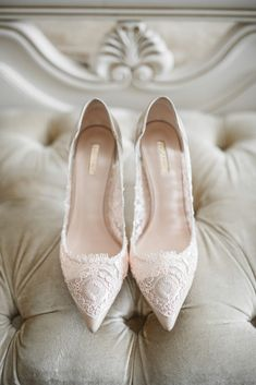 Boise Wedding Vendors at your fingertips! Designer Wedding Shoes, Designer Wear, Designer Shoes, Beautiful Wedding Gowns, Dream Wedding, Wedding Dresses, Wedding Shoes Heels, Shoes Photo, Cute Lingerie