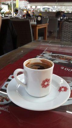 Türk kahvesi -  Ortaköy Kırçiçeği