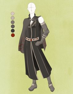 :: Commission October 03: Outfit :: by VioletKy