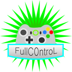 FullC0ntroL || Counter Strike Global Offensive csapat logója