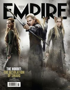 Say hello to Empire's Desolation of Smaug edition! | Hobbit Movie News and Rumors | TheOneRing.net™