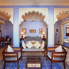 Peek inside India's most magical boutique hotels