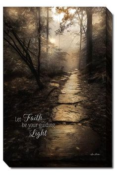 Inspirational Quotes Discover - Let Faith be Your Guiding Light - Let Faith be Your Guiding Light - Penny Lane Publishing Path Quotes, Bible Verses Quotes, Wisdom Quotes, River Quotes, Tree Quotes, Scriptures, Penny Lane, Moving On Quotes Letting Go, Happy Sunday Quotes