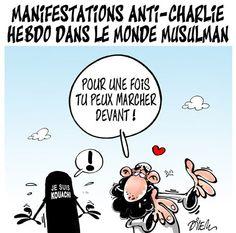 Caricature dilem du 21 janvier 2015 : Toute l'actualité sur liberte-algerie.com