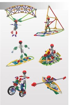 K'Nex Extreme Sports Set review and #Giveaway