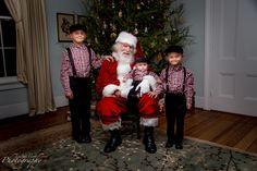 Classic Santa! by LuAnn Hunt Photography