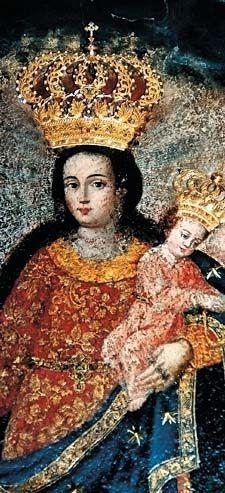 La maravillosa historia de Nuestra Señora de las Lajas - El Perú necesita de Fátima