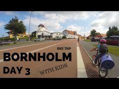 Bornholm rowerem z dziećmi - Dzień 3 - Døndalen, Helligdomsklipperne, Østerlars, Svaneke - YouTube