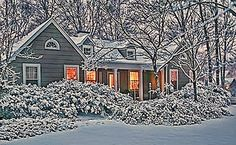 10 Cheap Tips to Winterize Your Home - 'Tis the season to crank your thermostat. Unfortunately it could cost even more than normal. Americans will pay 15% more for heating expenses than last year, according to the EIA. At this point you've got no excuse not to follow this simple guide for winterizing your home.