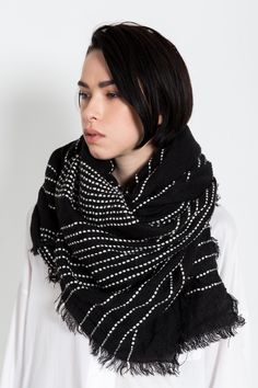 Love this scarf from Oak & Fort