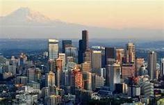 Seattle - Mount Rainier