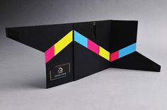 Graphic House: Marketing Folder | Designed by Cody Petts