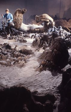 Amazing Rare Photos from the Set of ALIEN
