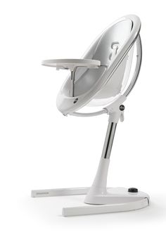 Mima - Moon Highchair Silver