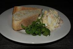 Salade met ei en ham - More than cooking