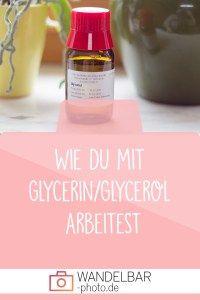 Mit Glycerin/Glycerol arbeiten Fotografie Hacks, Glycerin, Soap, Personal Care, Bottle, Film, Inspiration, Photo Tips, Funny Cartoons
