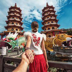 Follow me to Taiwan