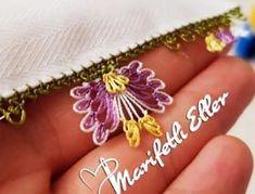Pusheen Crochet - Zapatillas a crochet fáciles para principiantes - Tesettür Eşarp Modelleri 2020 - Tesettür Modelleri ve Modası 2019 ve 2020 Crochet Unique, Love Crochet, Stitch Patterns, Knitting Patterns, Bralette Pattern, Crochet Summer Dresses, Tatting Lace, Needle Lace, Cool Nail Designs