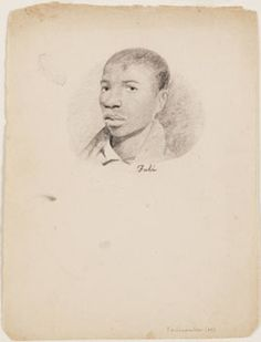 "Came across this.. these are a collection of drawings of some of the people who were held captive on the slave ship ""Amistad"", ca. 1839-1840"