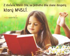 Vedia už čítať, no nechcú. Ako priviesť deti k čítaniu?   Články   eduworld.sk