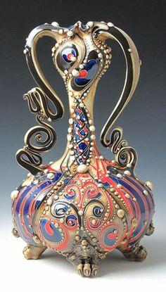 Керамика Carol Long: современное прочтение стиля ар-нуво - Ярмарка Мастеров - ручная работа, handmade