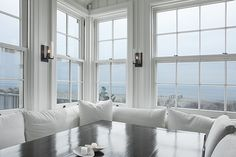 Beach house sconces, dining room sconces