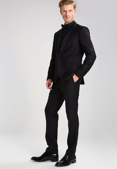 Tiger of Sweden SINATRA TUXEDO - Suit - black - Zalando.co.uk