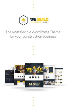 Buy We Build - Construction, Building Shopify Theme by saihoai on ThemeForest. We build ? Responsive Shopify Theme is a special theme. First of all, We Build perfectly and beautifully mix and mat. Construction Business, Construction Services, Design Art Drawing, Graphic Design Art, Game App, Premium Wordpress Themes, Game Design, Modern Design, Writing