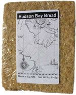Hudson Bay Bread - Calorie dense bread for the trail. (buy it or get the recipe here)