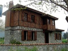 Koycegiz the Turkish house.