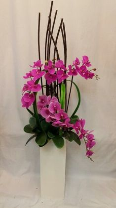 The post Everlasting tall floral design 2019 appeared first on Floral Decor. Orchid Flower Arrangements, Modern Floral Arrangements, Ikebana Flower Arrangement, Church Flower Arrangements, Ikebana Arrangements, Artificial Flower Arrangements, Beautiful Flower Arrangements, Flower Centerpieces, Flower Decorations