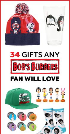 "34 Gifts Any ""Bob's Burgers"" Fan Will Love"