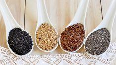 Přestaňte zobat brambůrky a objevte sílu i chuť semínek Foto: