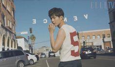 Park Bo Gum for Elle Korea (December cr. Asian Actors, Korean Actors, Korean Dramas, Park Bo Gum Photoshoot, Park Bo Gum Reply 1988, Park Bo Gum Wallpaper, Park Bo Gum Lockscreen, Wallpaper Dekstop, Park Go Bum
