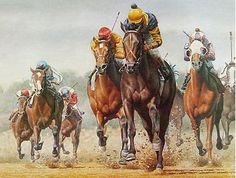"""Fred Stone - """"Seattle Slew"""""""