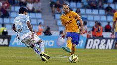 RC Celta de Vigo 4 - 1 FC Barcelona #FCBarcelona #Game #Match #Liga