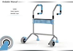 Premium Rolling Walker By St Johns Medical 89 99 The
